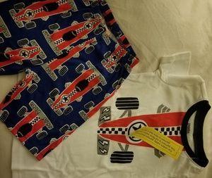 Gymboree Boys Size 6 Pajamas